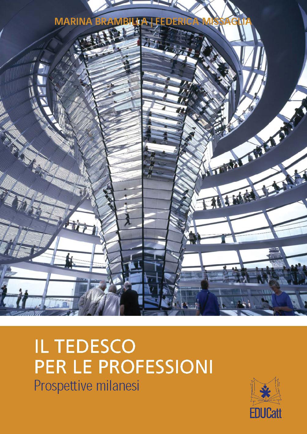 IL TEDESCO PER LE PROFESSIONI