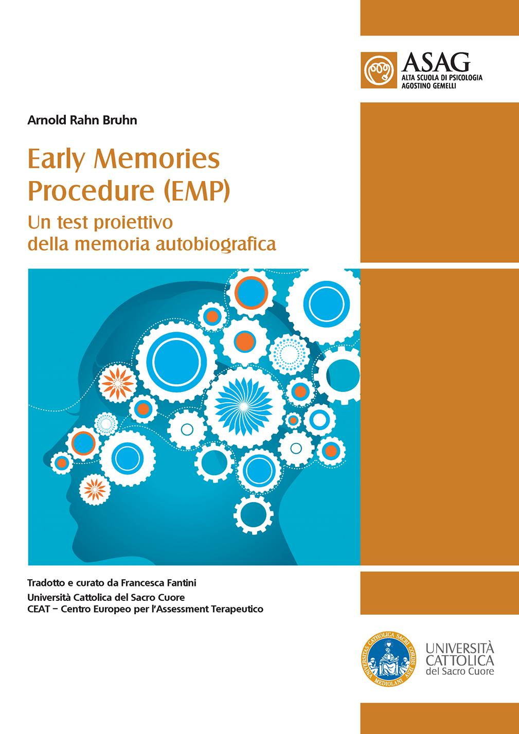 BOOKLET - EARLY MEMORIES PROCEDURE (EMP) UN TEST PROIETTIVO DELLA MEMORIA AUTOBIOGRAFICA