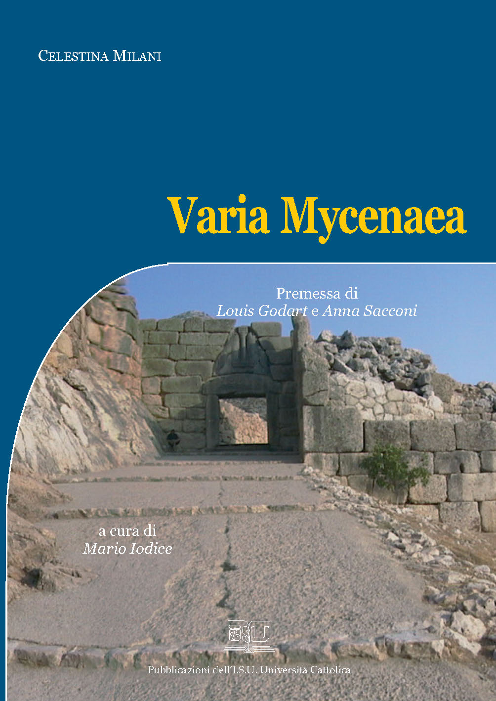 VARIA MYCENAEA (A CURA DI MARIO IODICE)