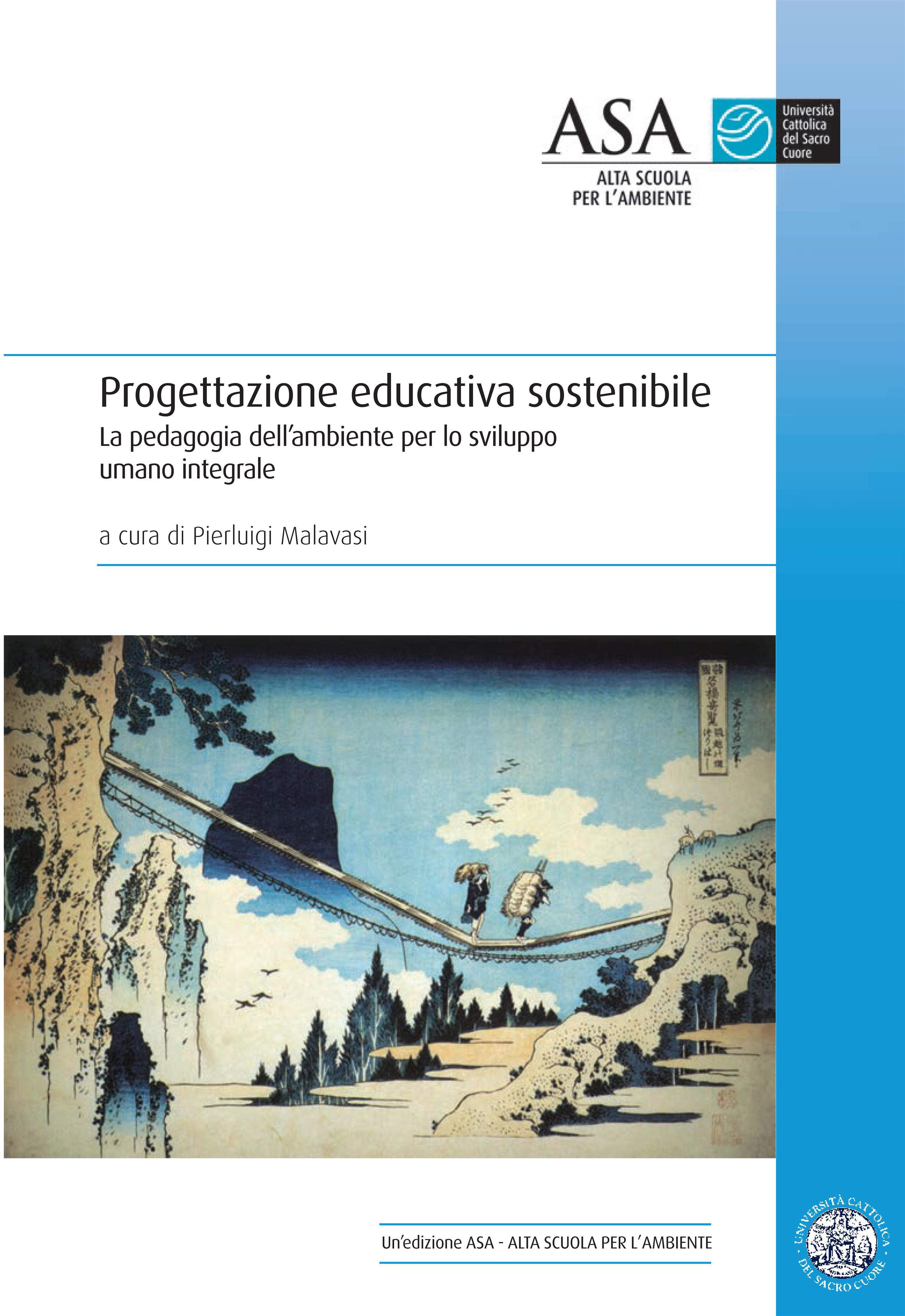 PROGETTAZIONE EDUCATIVA SOSTENIBILE