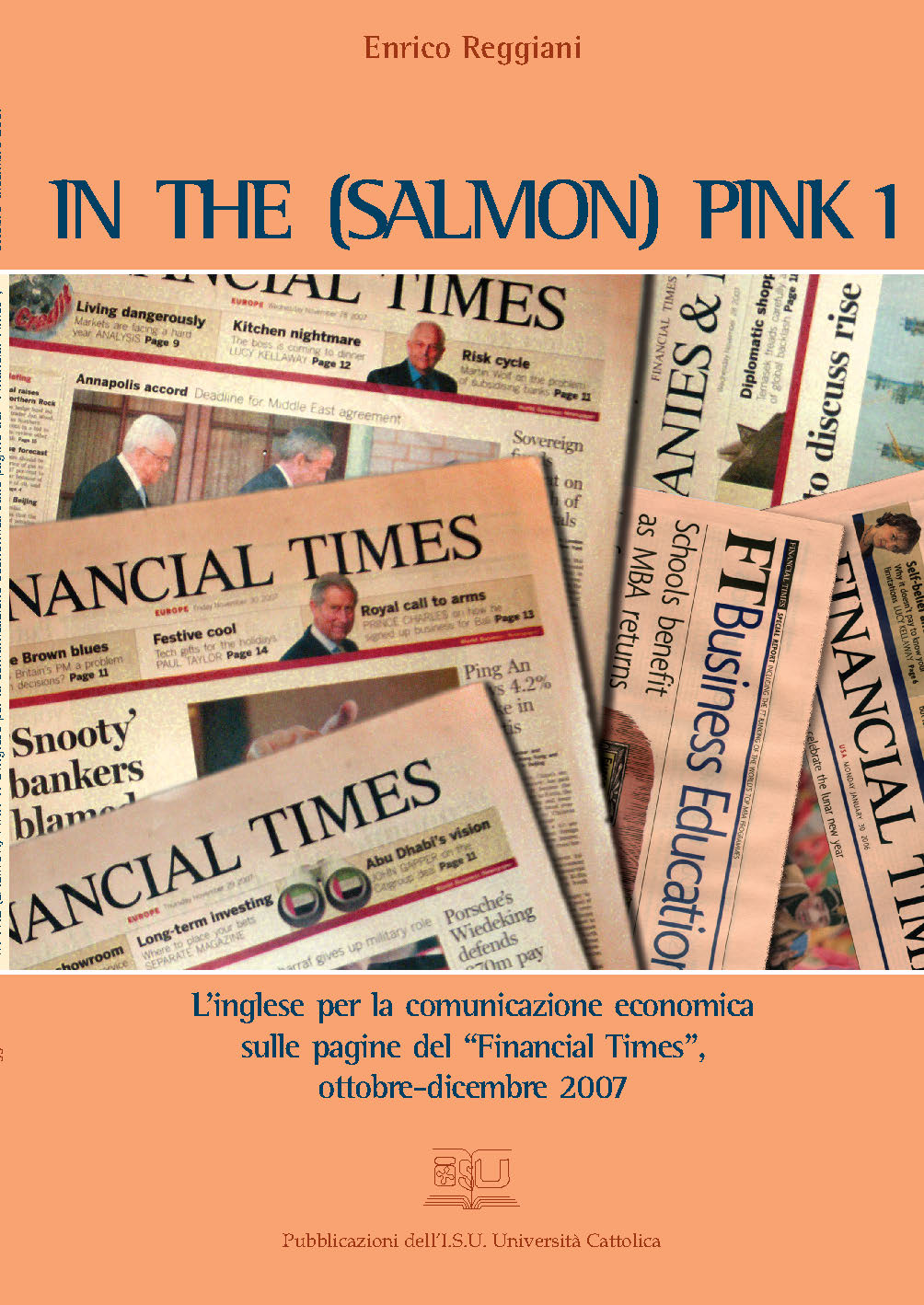 IN THE ( SALMON ) PINK 1