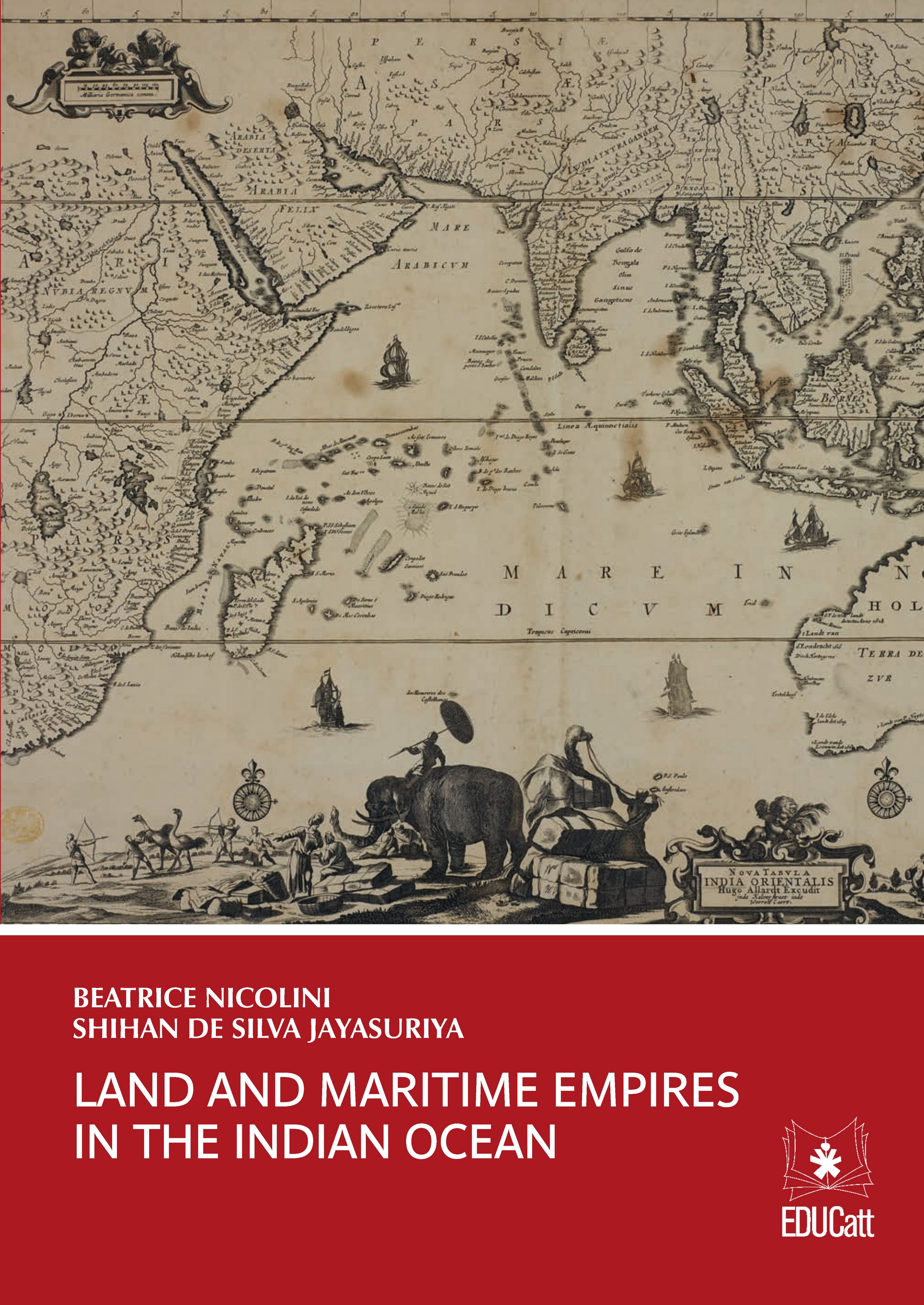 LAND AND MARITIME EMPIRES IN THE INDIAN OCEAN
