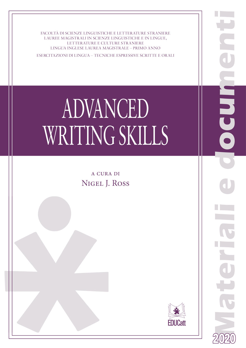 ADVANCED WRITING SKILLS 2020