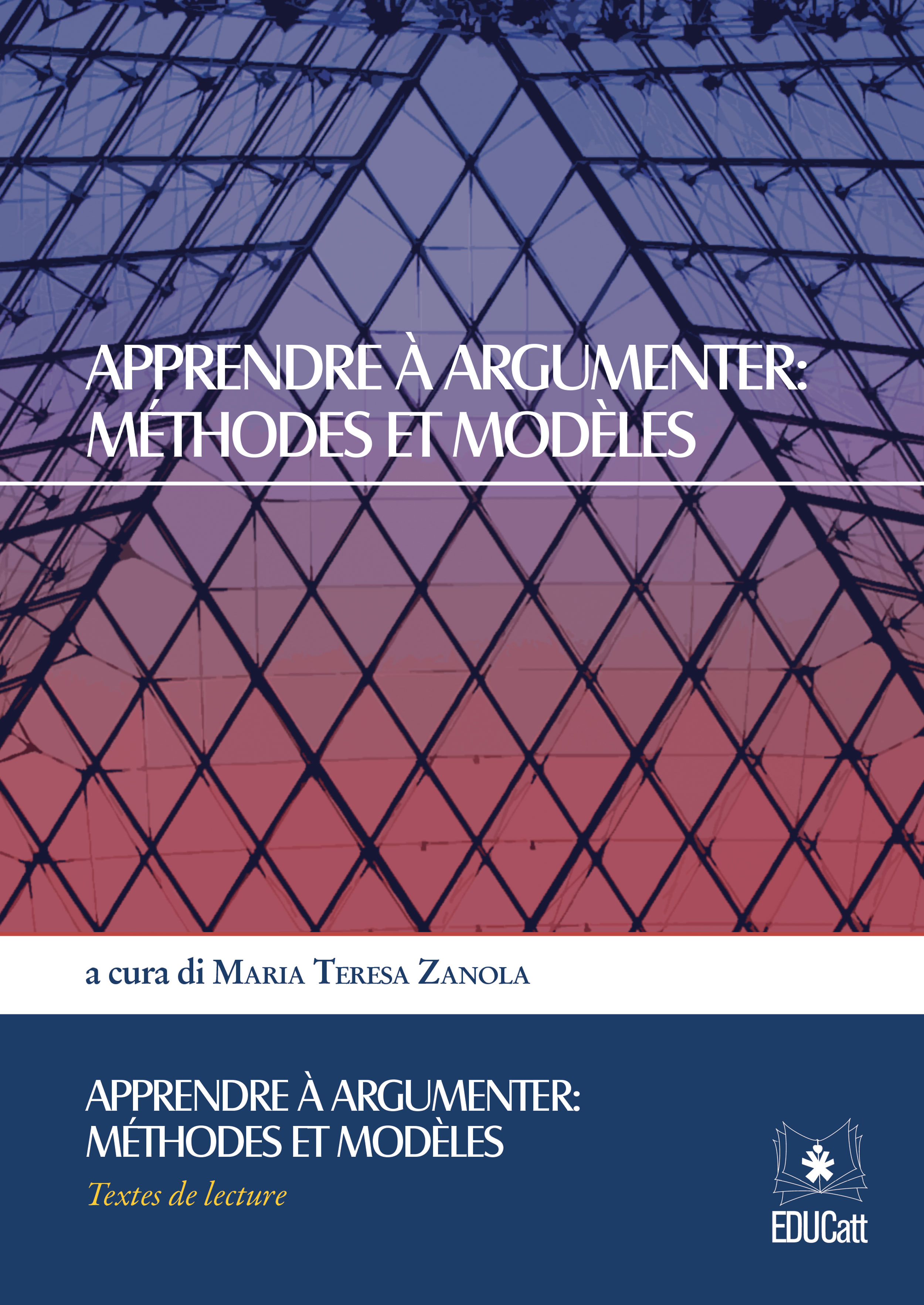 APPRENDRE A ARGUMENTER: METHODES ET MODELES