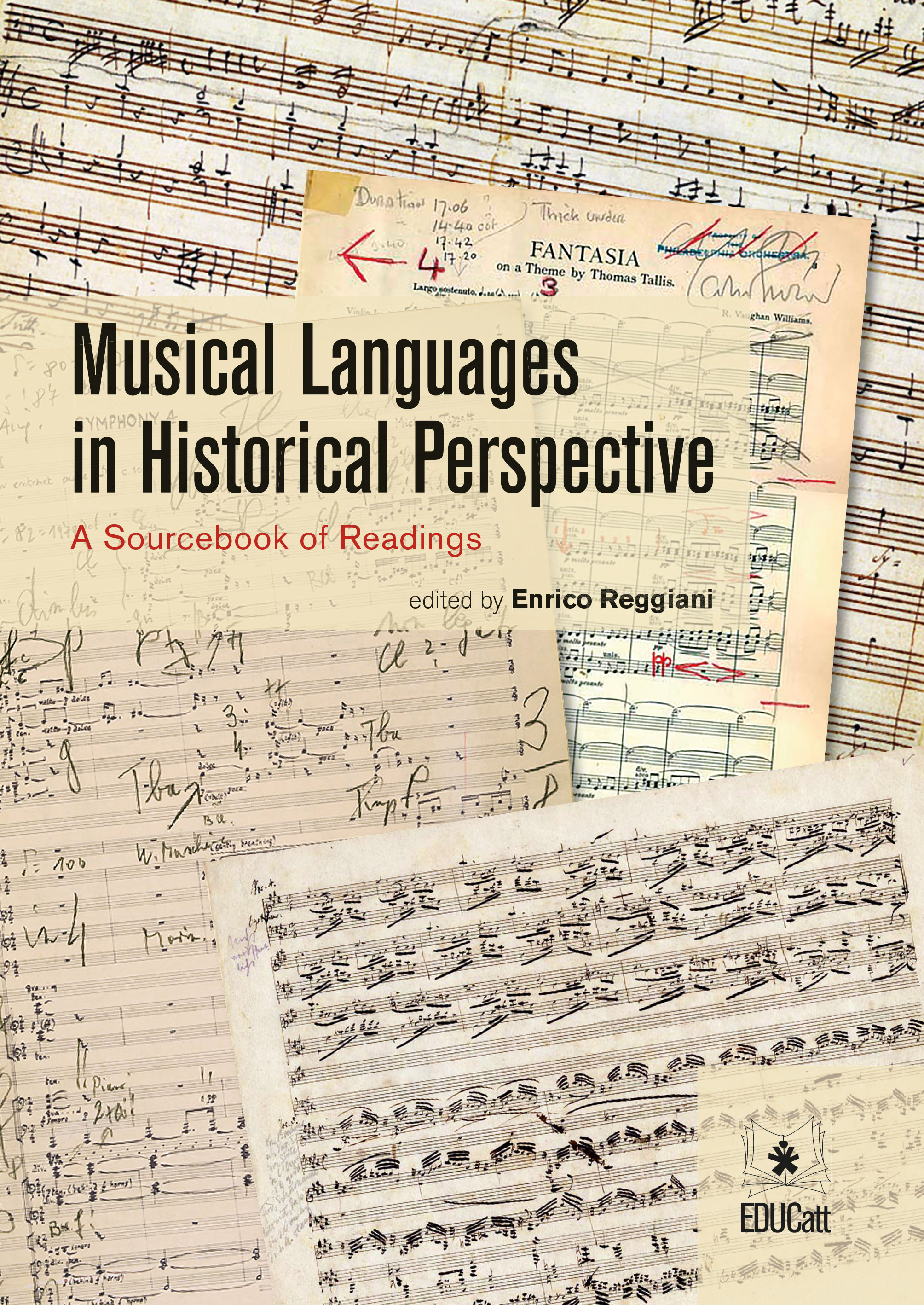 MUSICAL LANGUAGES IN HISTORICAL PERSPECTIVE