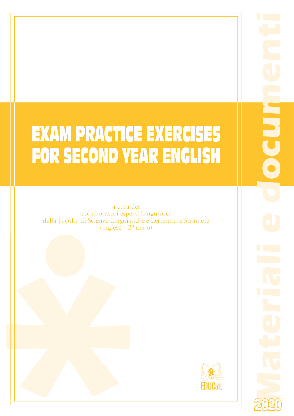 Exam Practice Exercises For Second Year English 2020