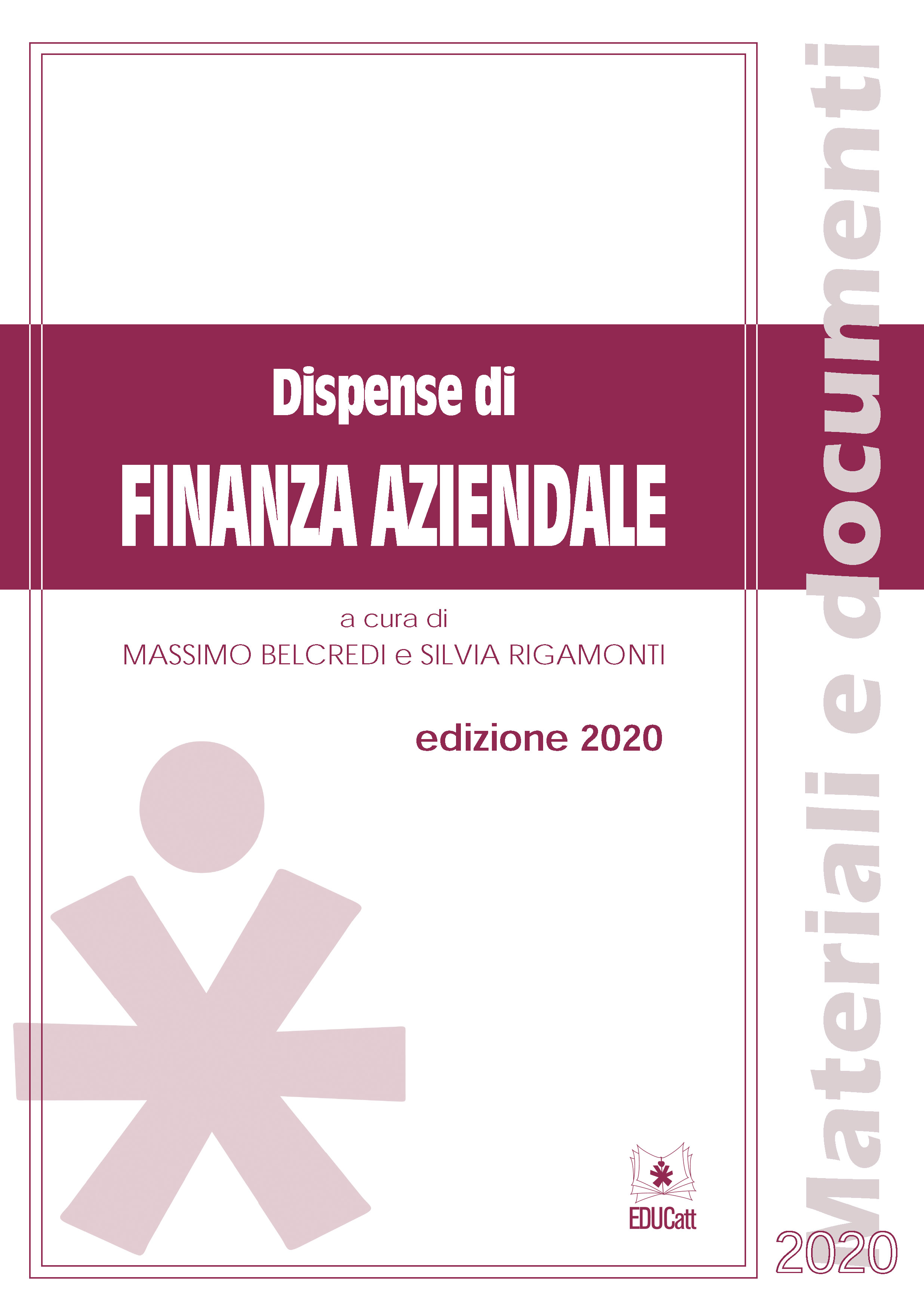 DISPENSE DI FINANZA AZIENDALE (ED. 2020)