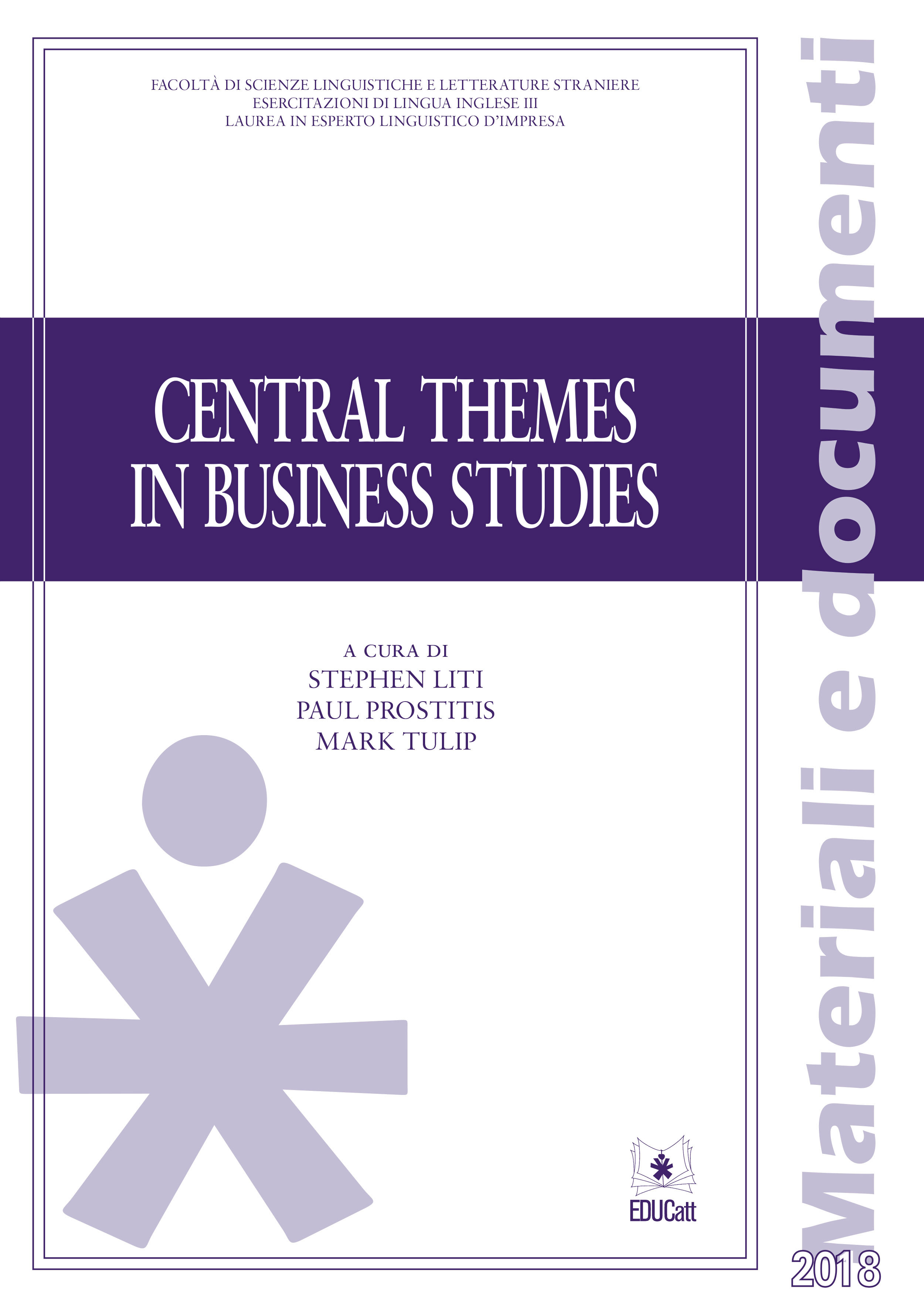 CENTRAL THEMES IN BUSINESS STUDIES 2018
