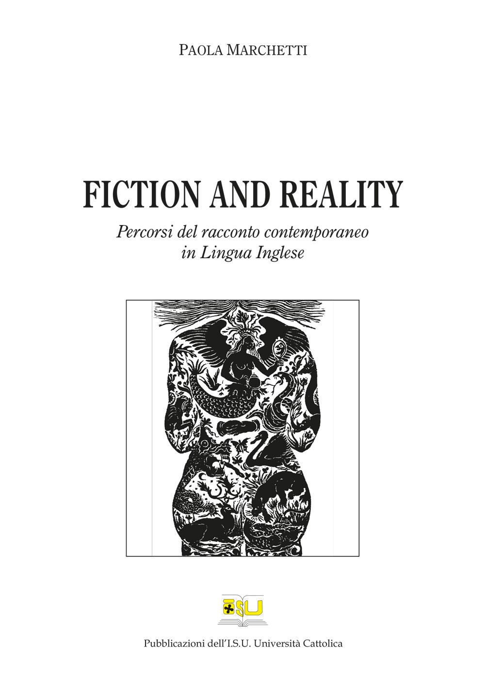 FICTION AND REALITY. PERCORSI DEL RACCONTO CONTEMPORANEO IN LINGUA INGLESE