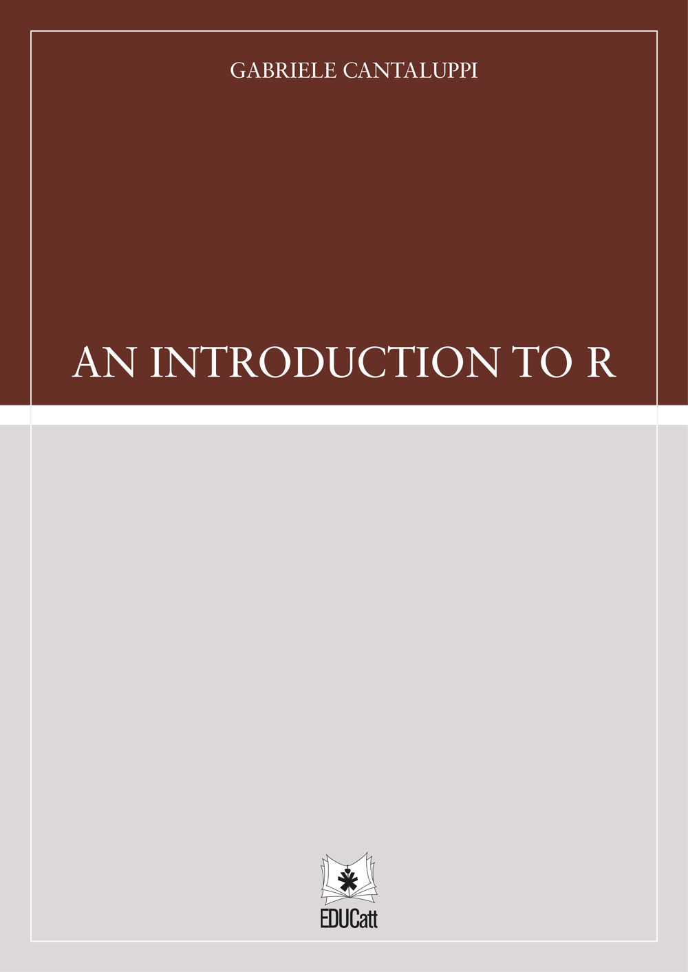AN INTRODUCTION TO R (2021)