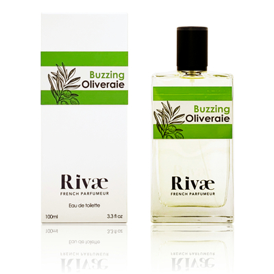 Buzzing Oliveraie - Olive Wood and Citrus blend