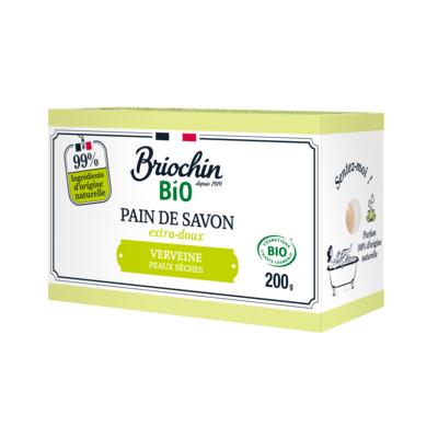 Soap bar extra-soft Verbena 200g