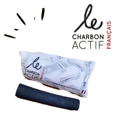 FRENCH ACTIVE CHARCOAL