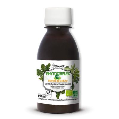 Organic skin beauty phytotriplex