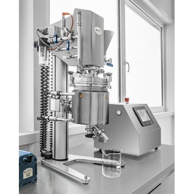 Laboratory Vacuum Homogenizer