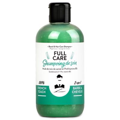 Beard & Hair Care Shampoo FULL CARE 250mL