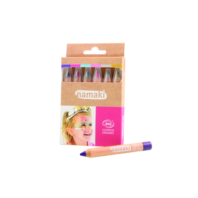 6 color pencils set