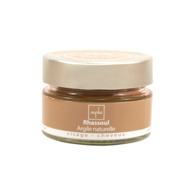 Pur and natural Rhassoul clay – 100g