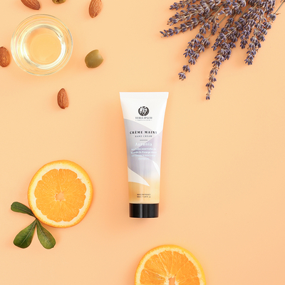 Vegetable Smoothness Hand Cream - Grapeseed, Almond & Shea Butter - Protective & Nourishing