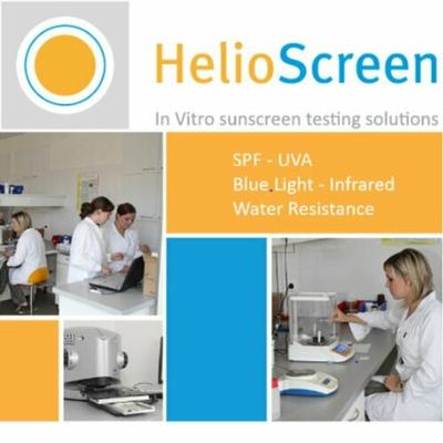 In vitro Water Resistance