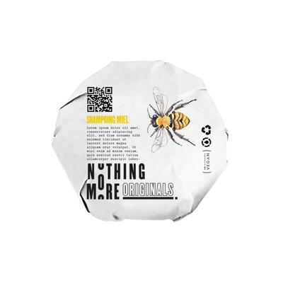 Organic Honey Solid Shampoo