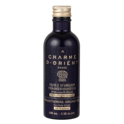 Organic traditional argan oil