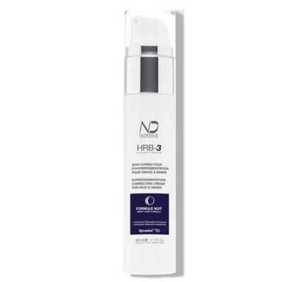 HRB-3 Hyperpigmentation Correcting Cream-Night Care. Formula , 50ml