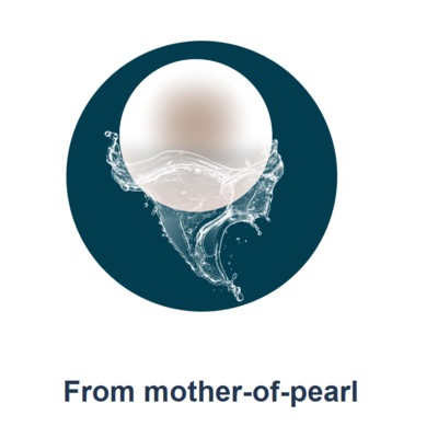 MOTHER-OF-PEARL EXTRACT