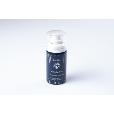 Amber Patchouli Care Mist : Vital energy and balance