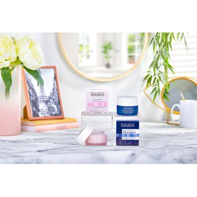 Energizing Day Cream Antioxidant & Anti-Pollution / Anti-Fatigue Sleeping Mask Antioxidant & Plumping