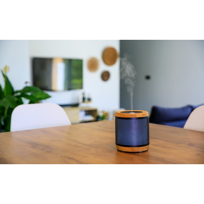 Electric diffusers for essential oils by ultrasonic or nebulization