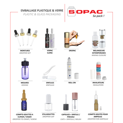 SOPAC - PLASTIC AND GLASS PACKAGING