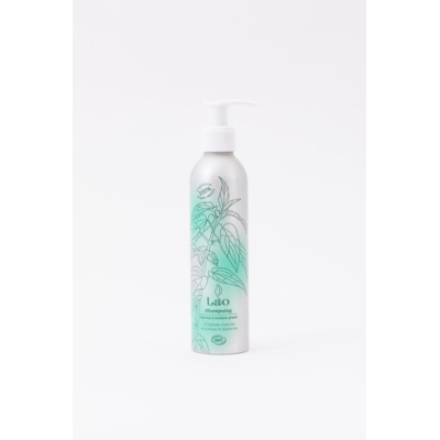 Purifying shampoo from nettle water