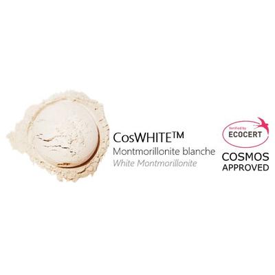 COSWHITE - WHITE CLAY - ECOCERT/COSMOS