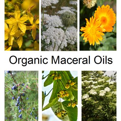 Organic Infused Oils