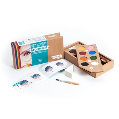 "8 colors makeup set - ""Rainbow"""