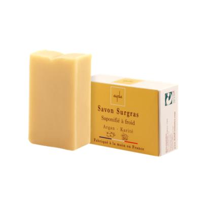 Vegan, homemade, organic Argan Shea butter Cold Soap – 100gr