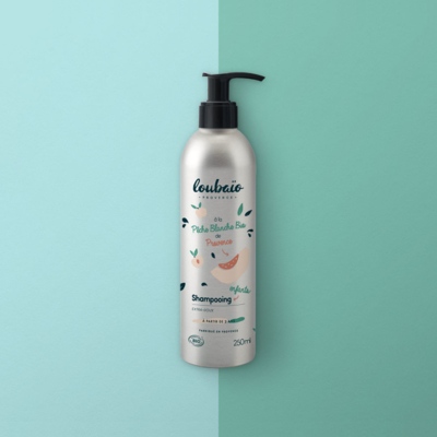 Ultra Smooth Organic Shampoo - Kids (250ml)