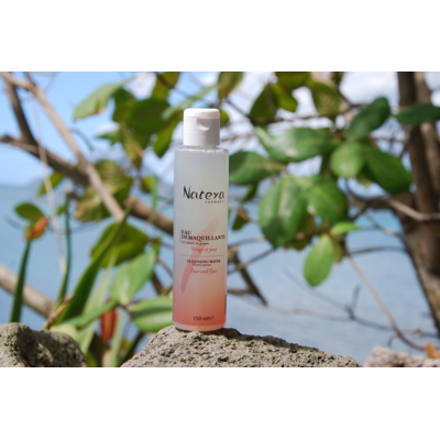 Cleansing Water, with natural rose guava extract