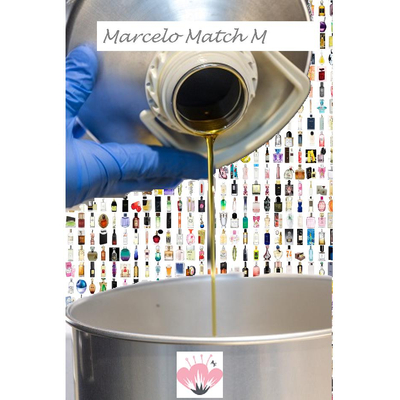 Marcelo Match M Fragrance - Ideal for Eau de Parfum