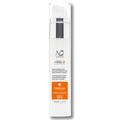 HRB-3 Hyperpigmentation Correcting Cream-Day Care. Formula SPF-30 , 50ml