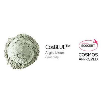 COSBLUE - BLUE-GREEN CLAY - ECOCERT/COSMOS