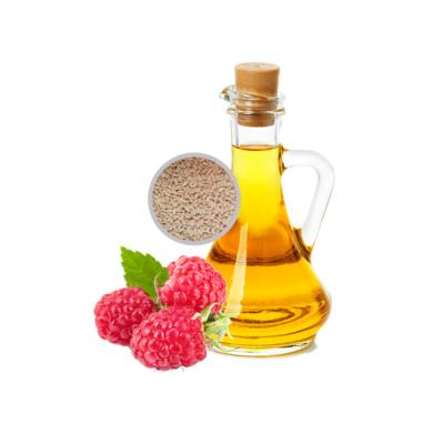 Virgin raspberry seeds oil
