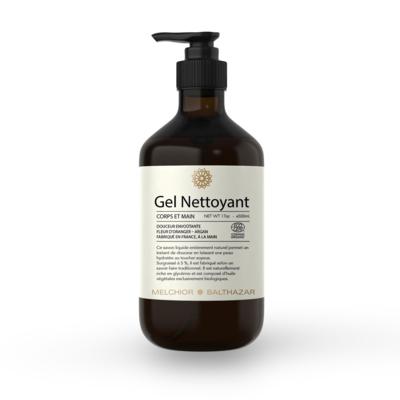 GEL NETTOYANT NATUREL – FLEUR D'ORANGER