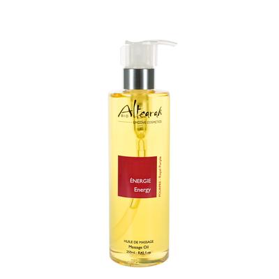 Color Massage oil