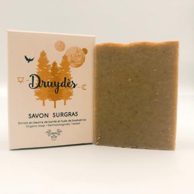 Organic Surgras Soap