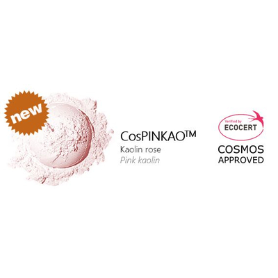 COSPINKAO - PINK CLAY - ECOCERT/COSMOS