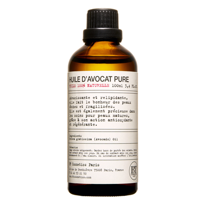 BT Cosmetics Paris Pure Avocado Oil 100ml