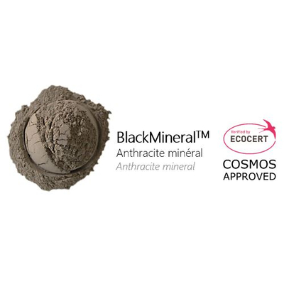 BLACKMINERAL - ANTHRACITE MINERAL- ECOCERT/COSMOS