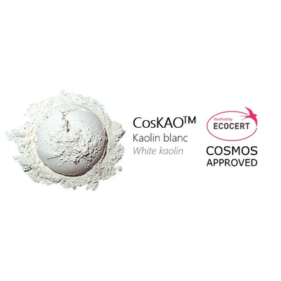 COSKAO - WHITE KAOLIN - ECOCERT/COSMOS